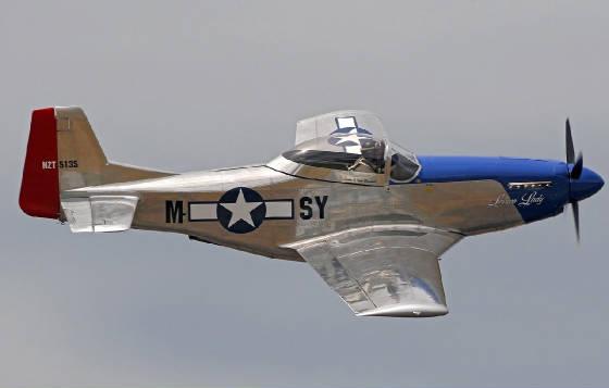 Titan T-51 Mustang