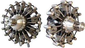 Rotec Radial Engines
